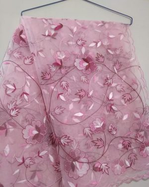 handmade net dupatta 14