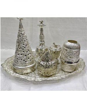 sase German silver